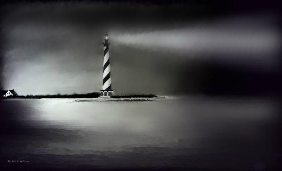 Cape Hatteras Lighthouse   Adamsart