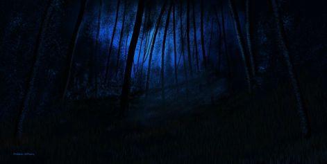 O_Moonlit Forest