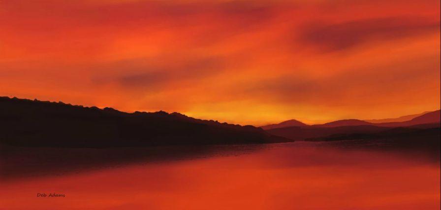 O_Summer Sunset