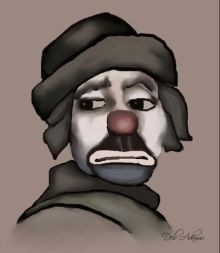 P_The Sad Clown