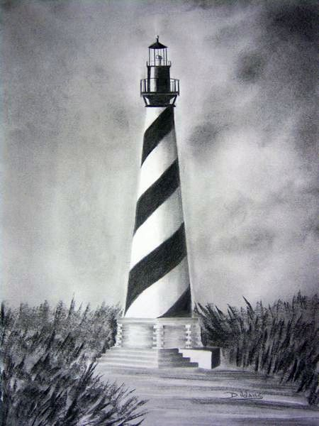 P_The Hatteras Lighthouse