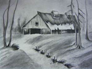L_The Old Hay Barn