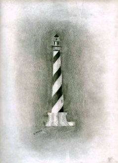 P_Hatteras Lighthouse #1