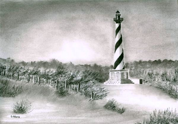 L_Hatteras Lighthouse III
