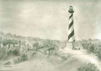 L_Hatteras Lighthouse II