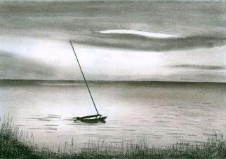 L_Catamaran at Sunset