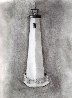 P_Old White Lighthouse
