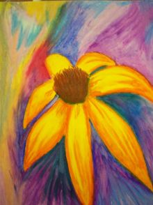 P_Sunflower Blossom