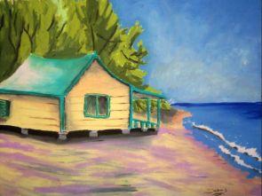 Binky's Beach House