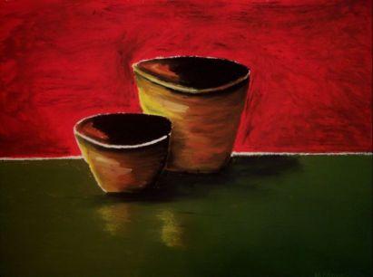 L_Clay Pots