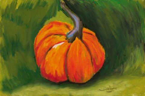 L_Pumpkin Study