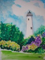 P_Ocracoke Lighthouse