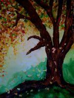 P_Fall Tree