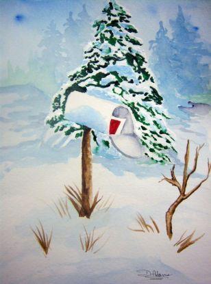 P_Christmas Mail