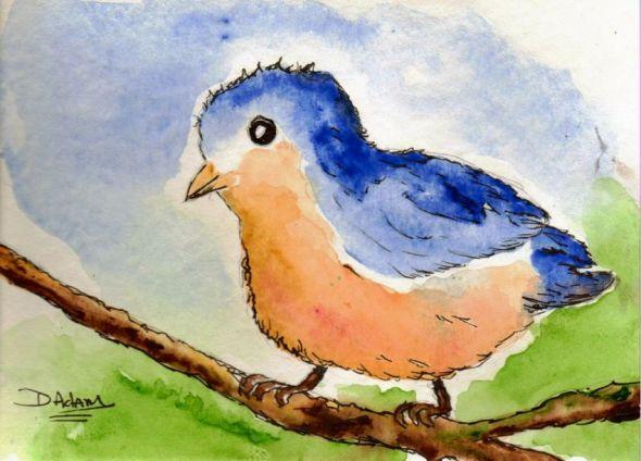 L_Baby Bird