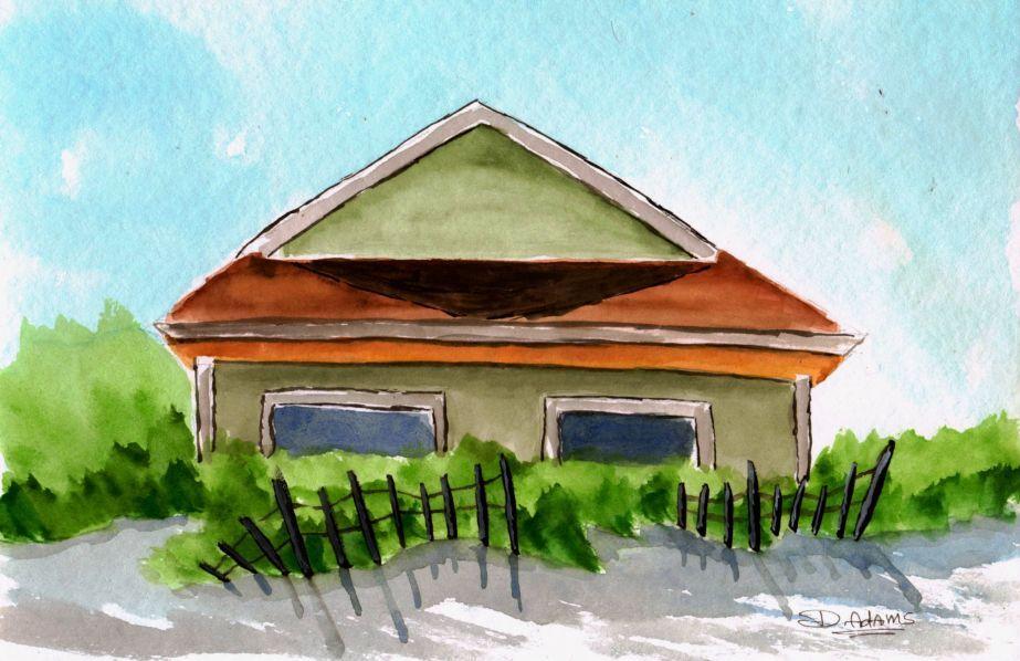 Beach House Adamsart