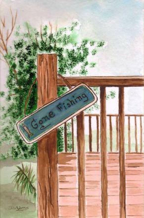 P_Gone Fishing_watercolors_da_9-5-2012