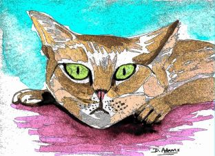 L_kitty cat_watercolors_dj_8-23-2012-4