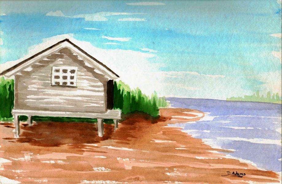 Beach House | Adamsart