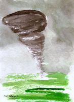 P_Tornado_watercolors_2 minute painting_da_9-18-2012