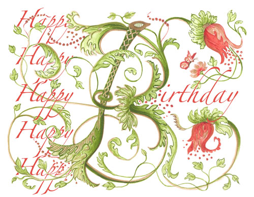 Happy  Birthday Deb!