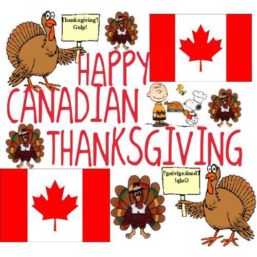 Happy Thanksgiving Canada! | Adamsart