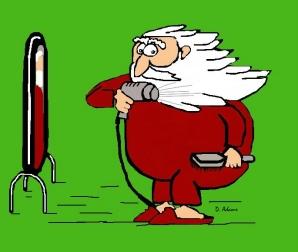 Santa getting ready-2