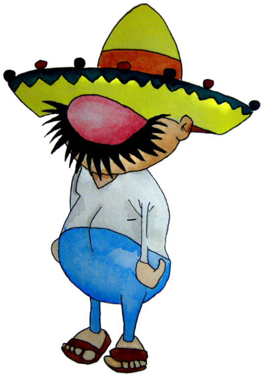 Little Mexican Dude