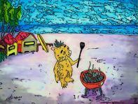 fraz-barbque_cartoon_watercolor_6-4-2012