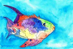 Fish 2-watercolors-2013-05-02