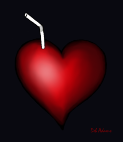 A Drink of Love-2013-07-01-background-signed - Copy