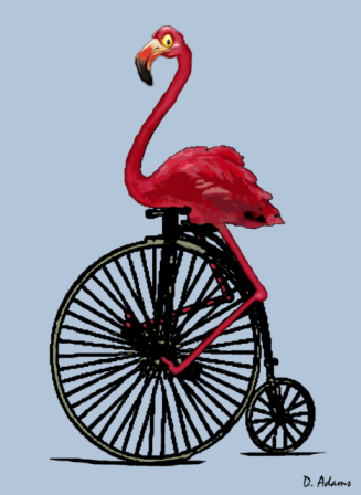Flamingo_bike-adamsart - Copy