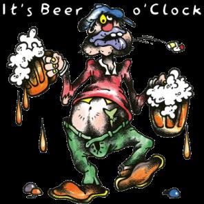 beer-drinker-it's-beer-o'clock-blog
