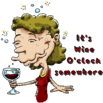 drinking-it's-wine-o'clock-somewhere-blog
