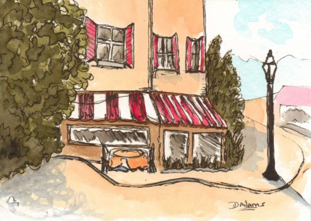 Corner Cafe_Watercolors_da_8-14-20121 - Copy