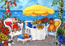 wombie-twinks-beach-house-porch-cookie