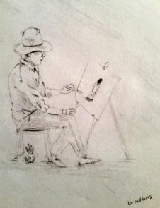 artist at work-2-2008-700
